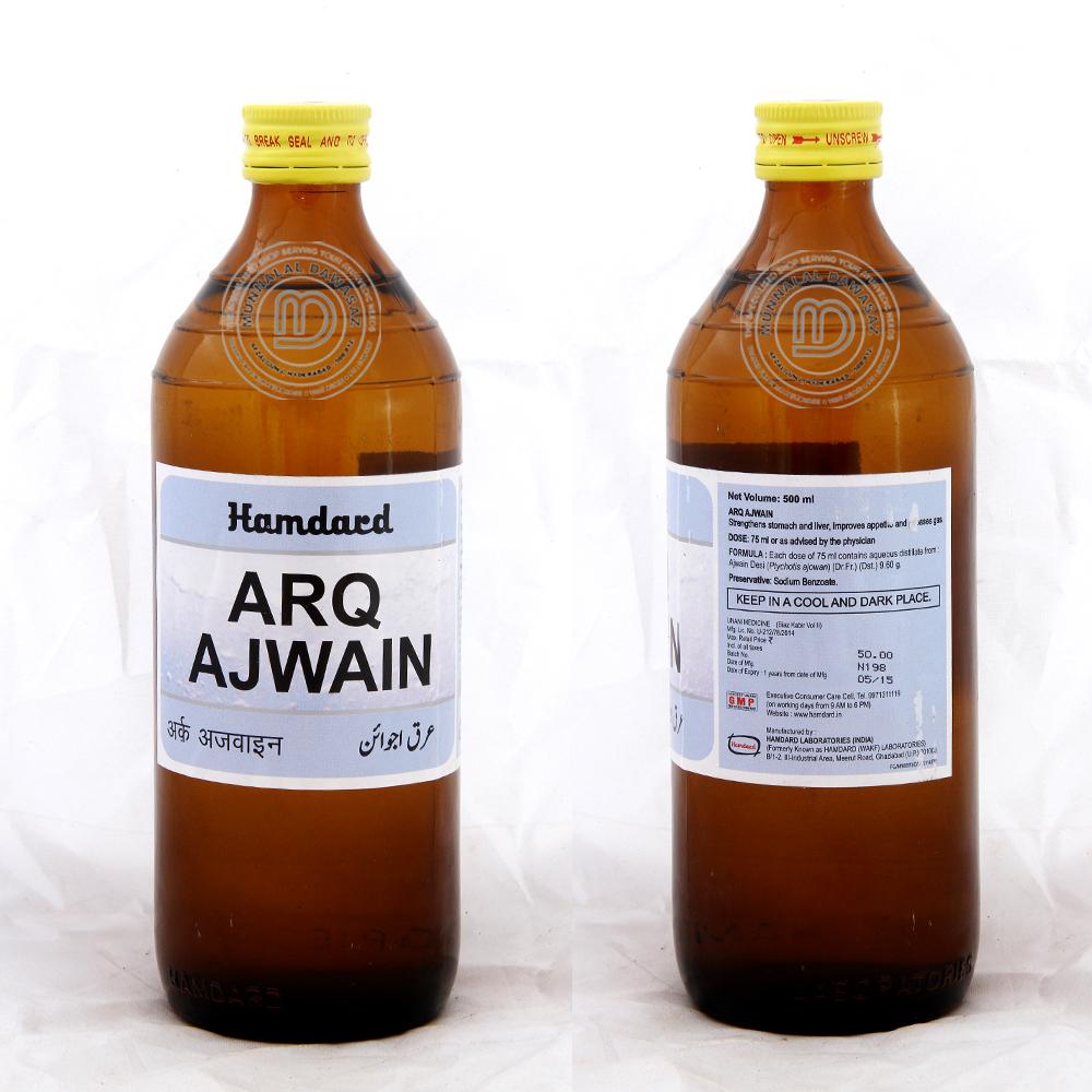 Arq Ajwain