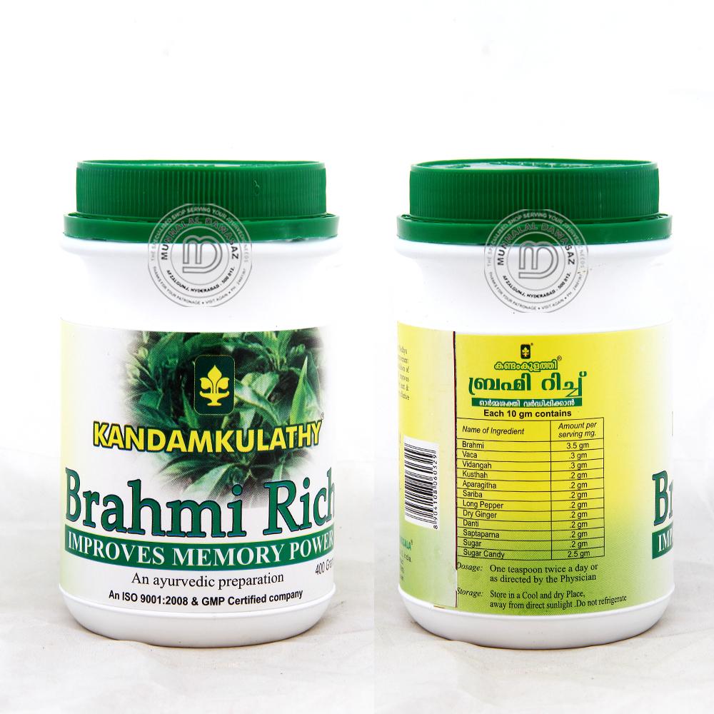 Brahmi Rich