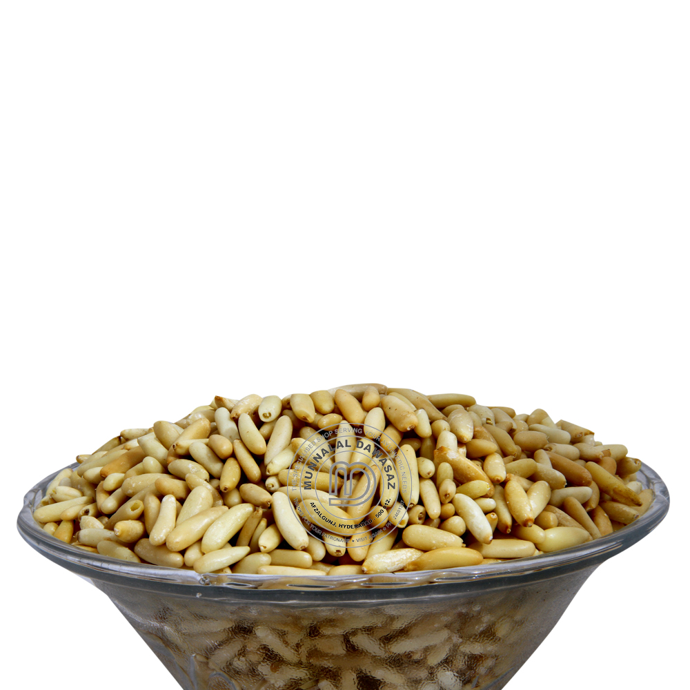 Chilgoza Magaz or Pine Nuts