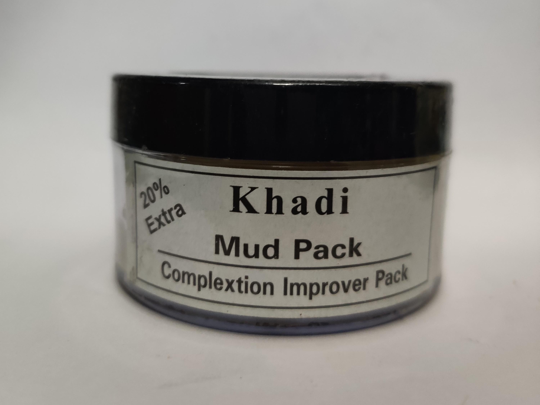 Khadi complexion improving facepack