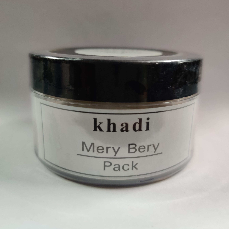 Khadi mery bery facepack