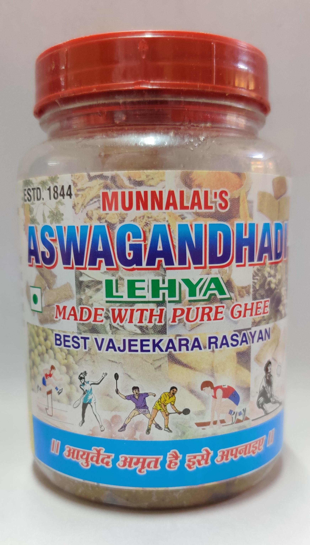 Ashwagandha lehya