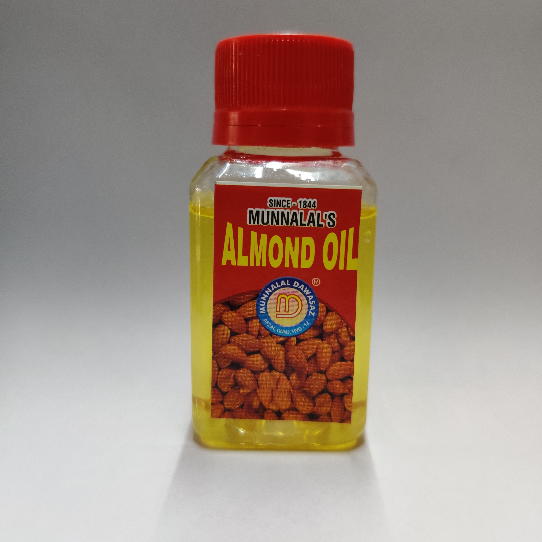 Almond oil | Munnalal Dawasaz