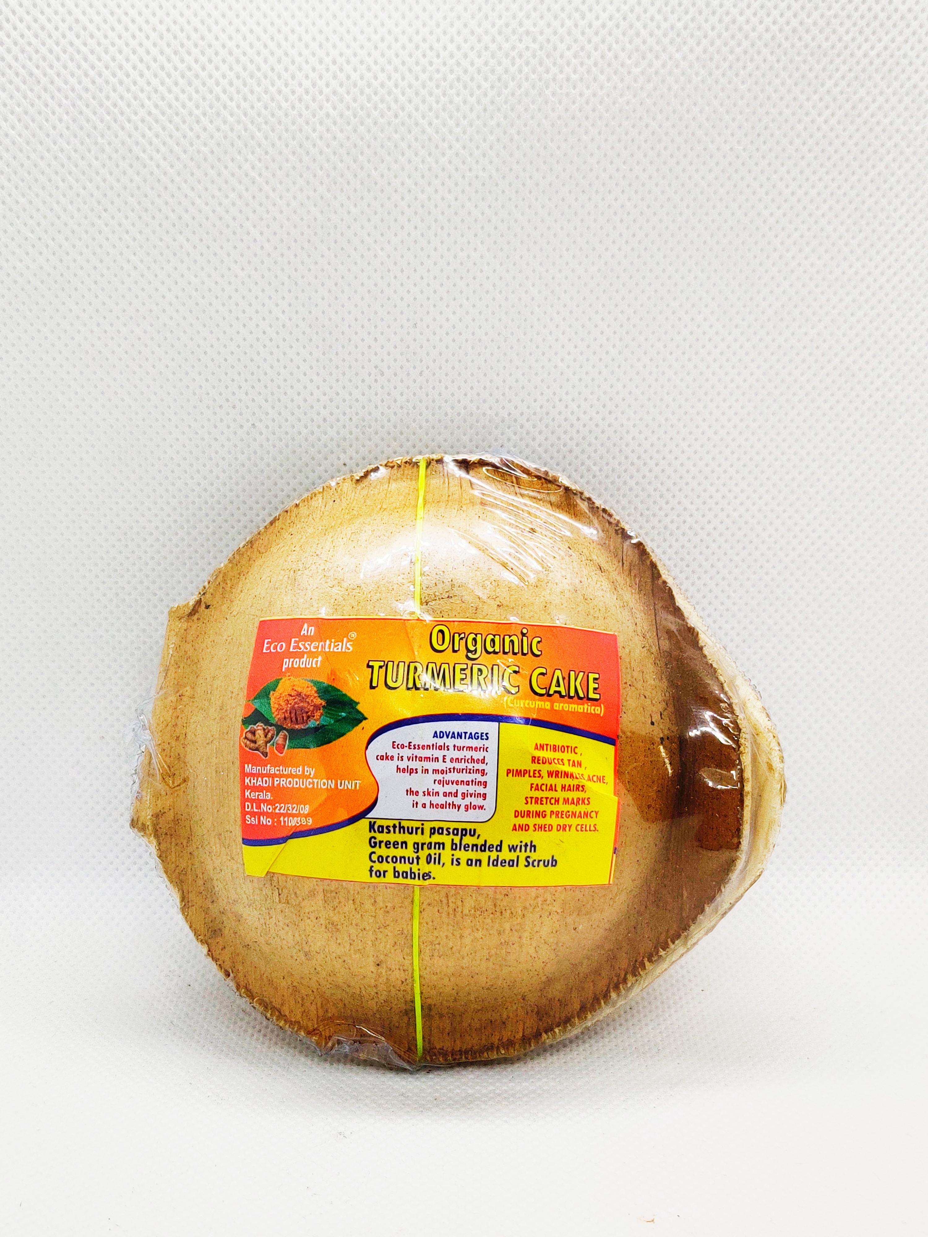 Khadi Organic Turmeric soap