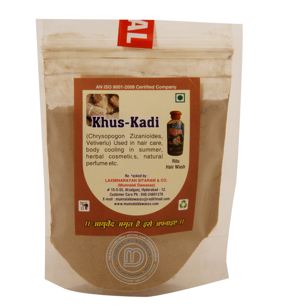 Khus Kadi powder
