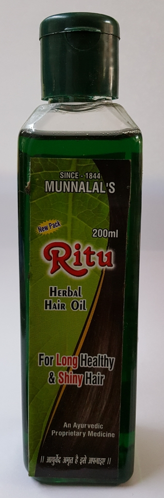 Ritu Hair Oil