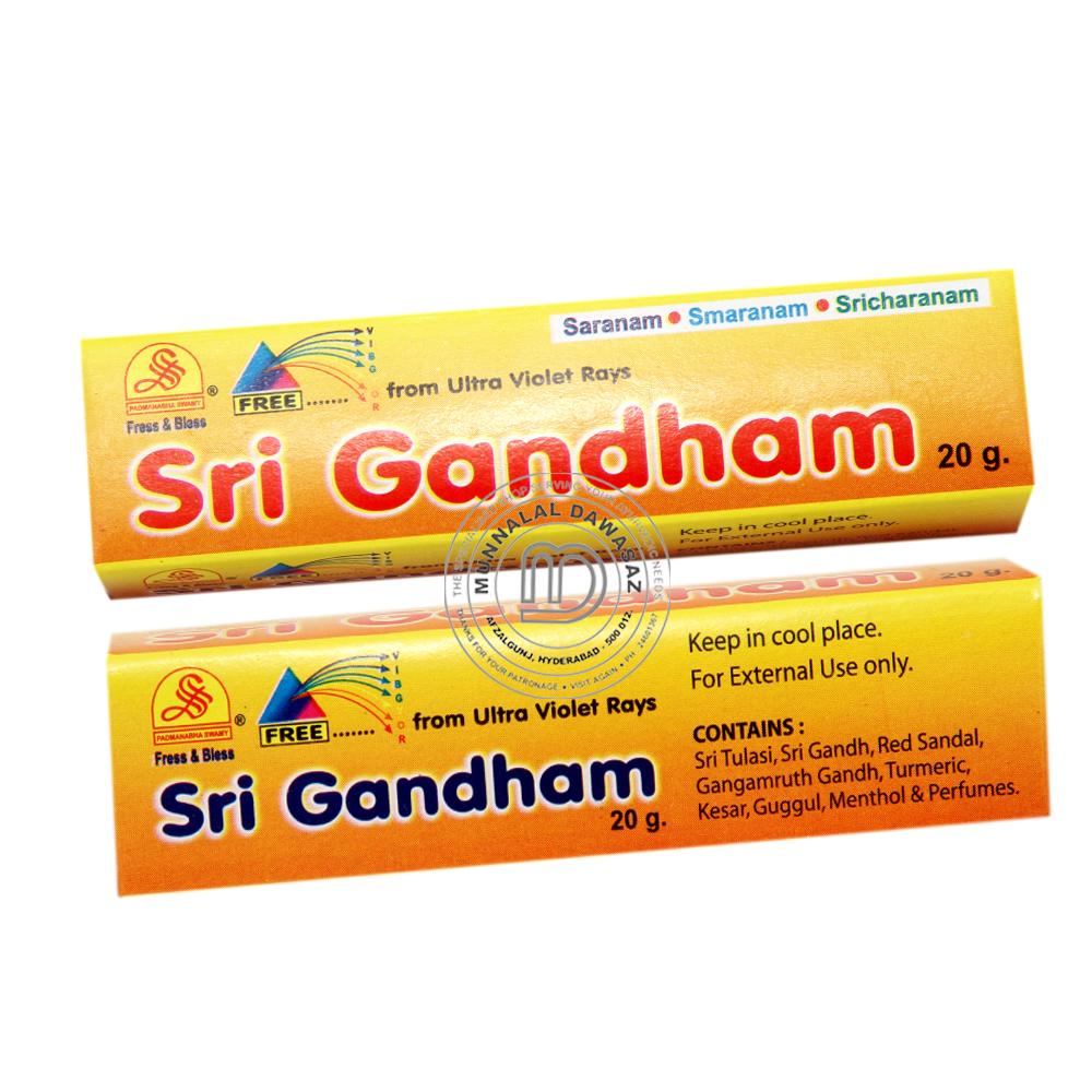 Sri Gandham