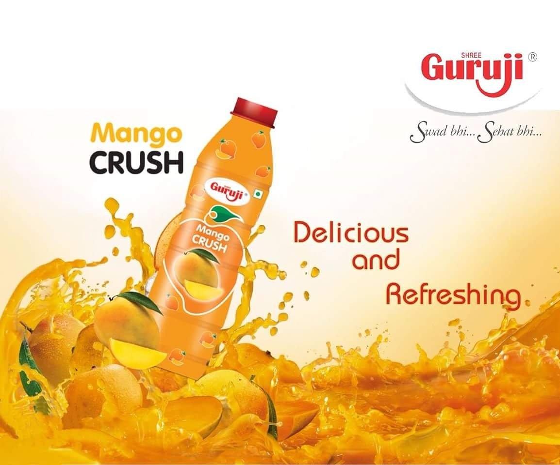Guruji Mango Crush