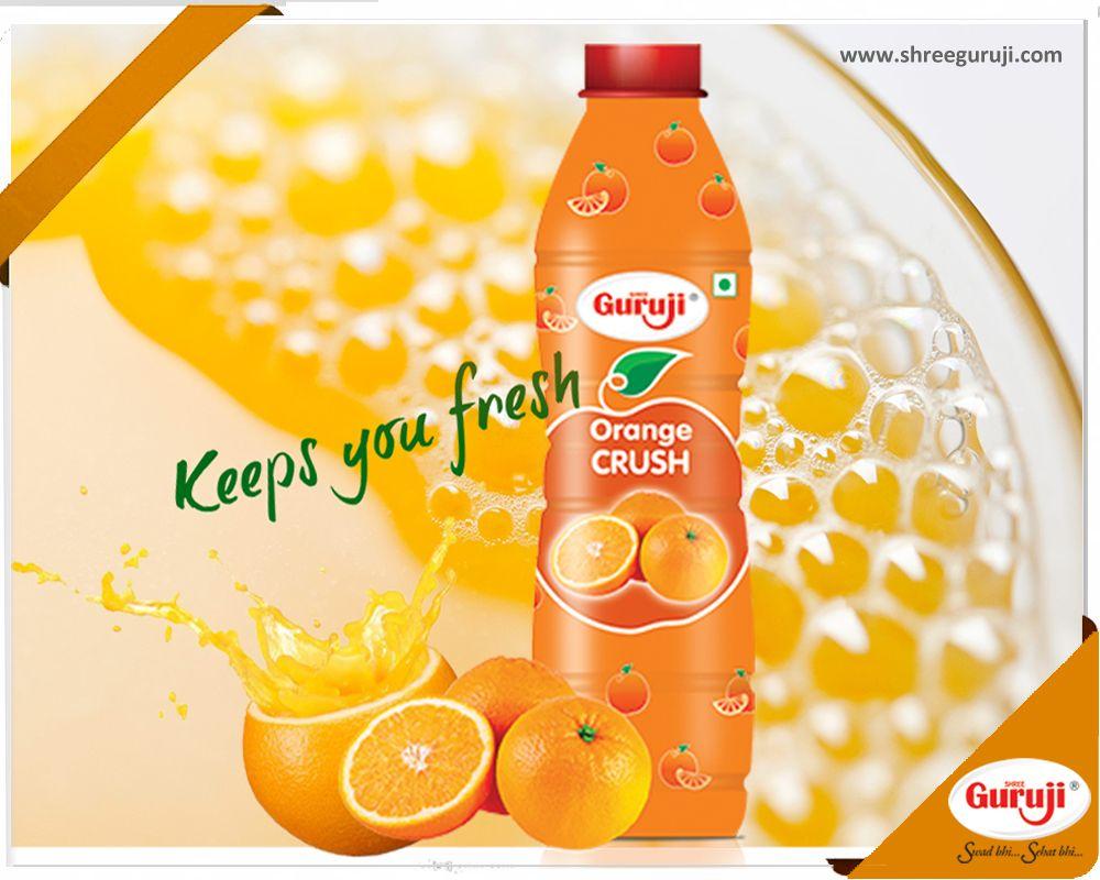 Guruji Orange Crush
