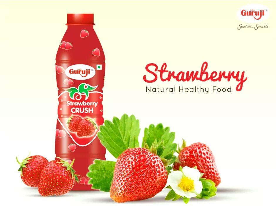 Guruji Strawberry Crush